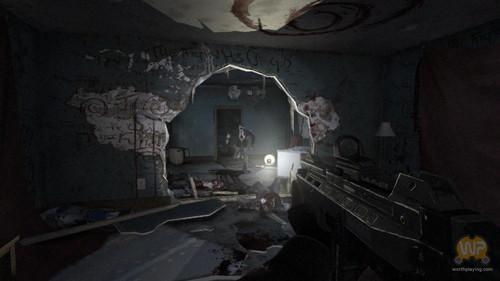 《F.E.A.R3》放出视频游戏画面及视频新疆话全新图片