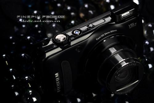 1200万像素15倍光变 富士F305细节图赏