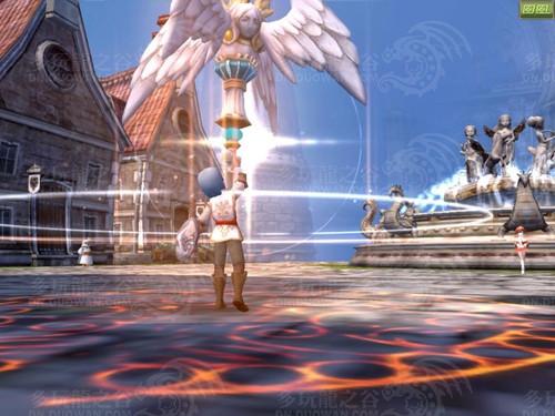 玩家自制:牧师32A的武器打狗很给力哦