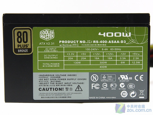 品质不是唯一 28家30款400W级电源横评