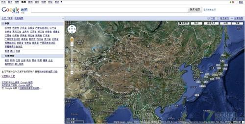 三维地图新时代 百度地图pk谷歌地图 原创
