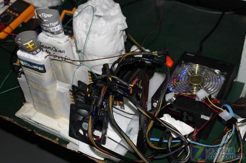 小试牛刀 威航GTX480进3DMark世界记录