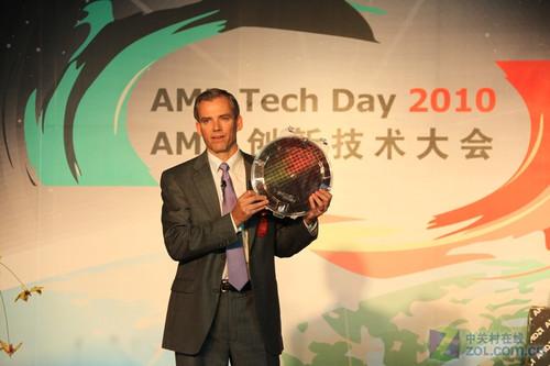 1+1>2 AMD首次在華展示Fusion融聚芯片