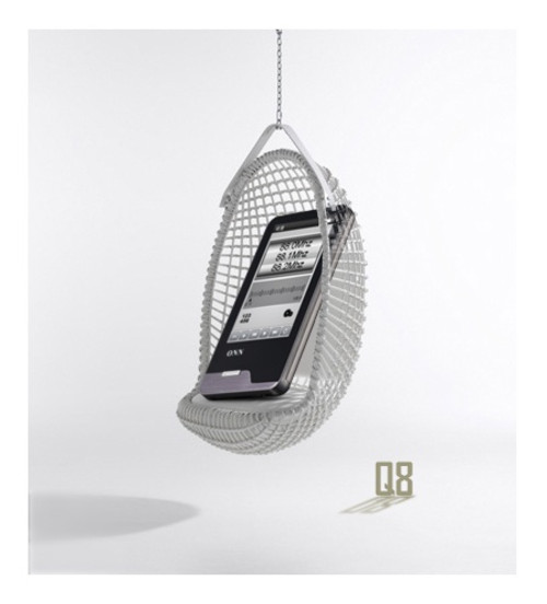 720P高清MP4 欧恩推出新品Q8售价299元