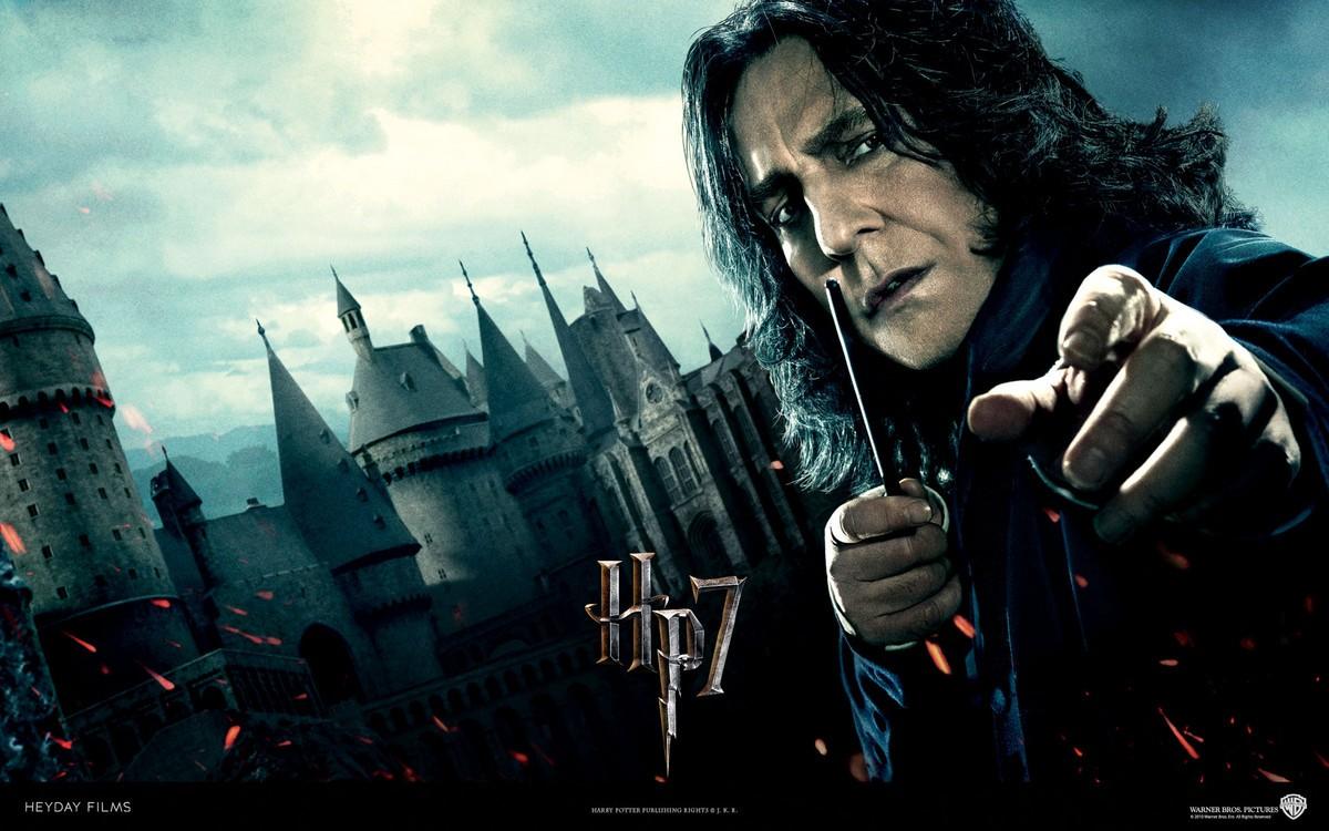 【高清图】 电影《哈利波特与死亡圣器(上)》壁纸图6