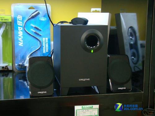 4000元攒机推荐 创新2.1音箱到货199元