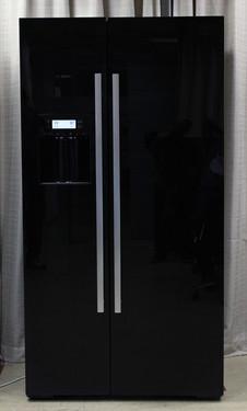酷感十足 博世高端对开门冰箱多图图赏