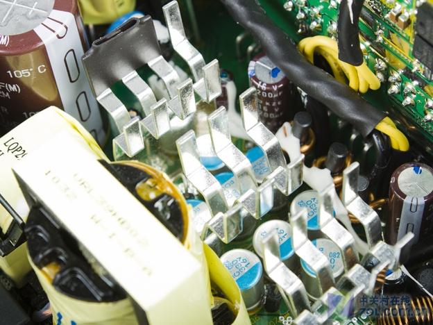 谐振电路实验电路板