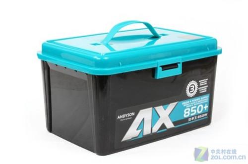 史上最超值80+!AX 299元400W电源测试
