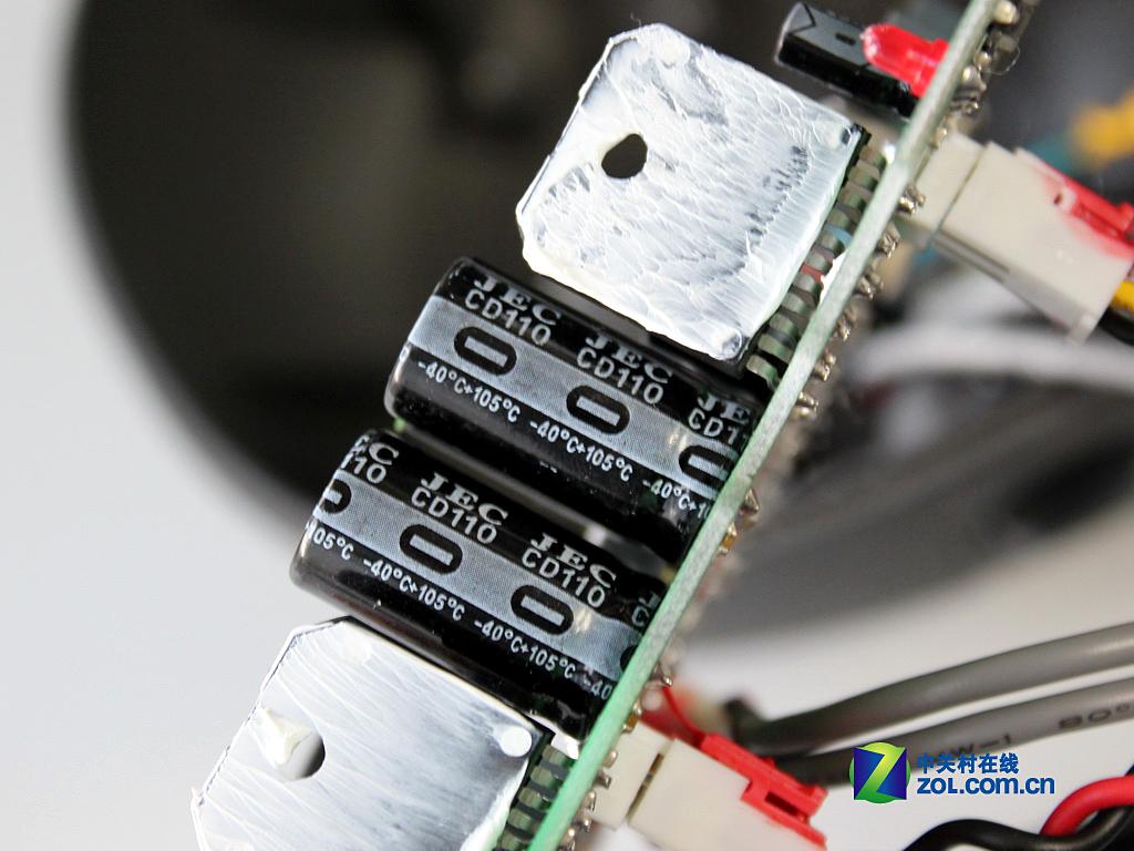 【高清图】 近声场利器!惠威x4监听音箱深度拆解图9