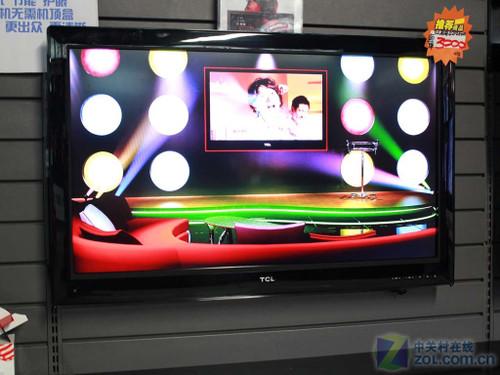 tcl p21fbde系列液晶电视实拍