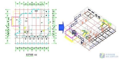 设计图分享 室内cad吊顶设计图 > 立体cad设计图  柜子设计图cad 宽