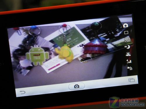 支持720P内置摄像头 金星游戏机A16评测