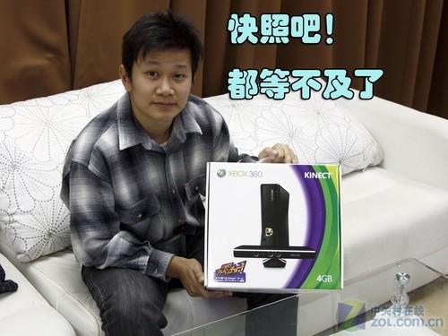 疯狂的体感 评测工程师实战微软Kinect
