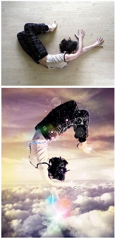 打造照片超酷炫舞效果 高调走进新年