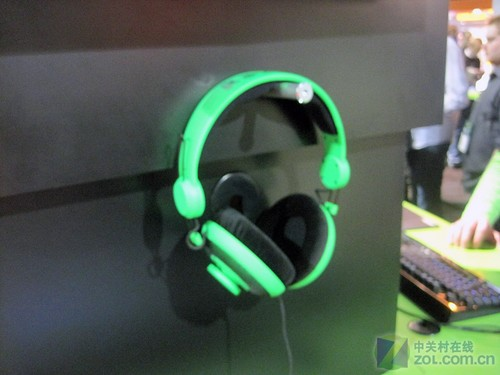 CES2011:Razer现场展出大量未售新品
