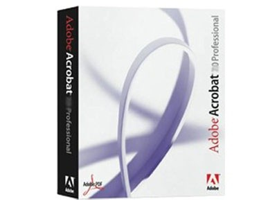 Adobe Acrobat 9.0标准版(英文版)