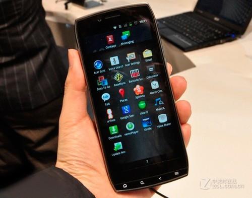 大屏安卓新成员 Acer S300劲爆上市开卖