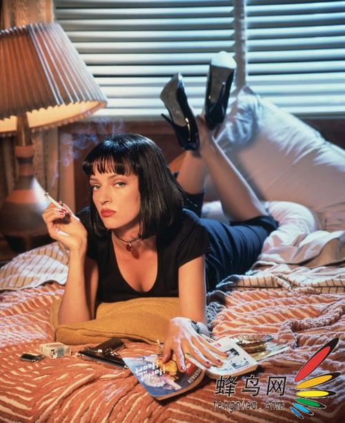 美艳、性感、狂野——大师镜头下的好莱坞明星
