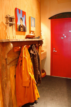 赏心悦目 玩艺术的家里是怎么装修的?