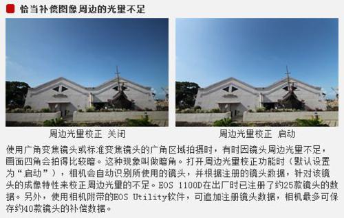 轻巧炫彩 入门级单反Canon1100D评测首发
