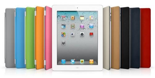 苹果iPad 2平板电脑高清大图欣赏