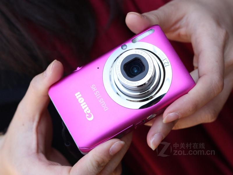 佳能 canon ixus115 hs粉色图片欣赏 第79张 zol中关村在线高清图片