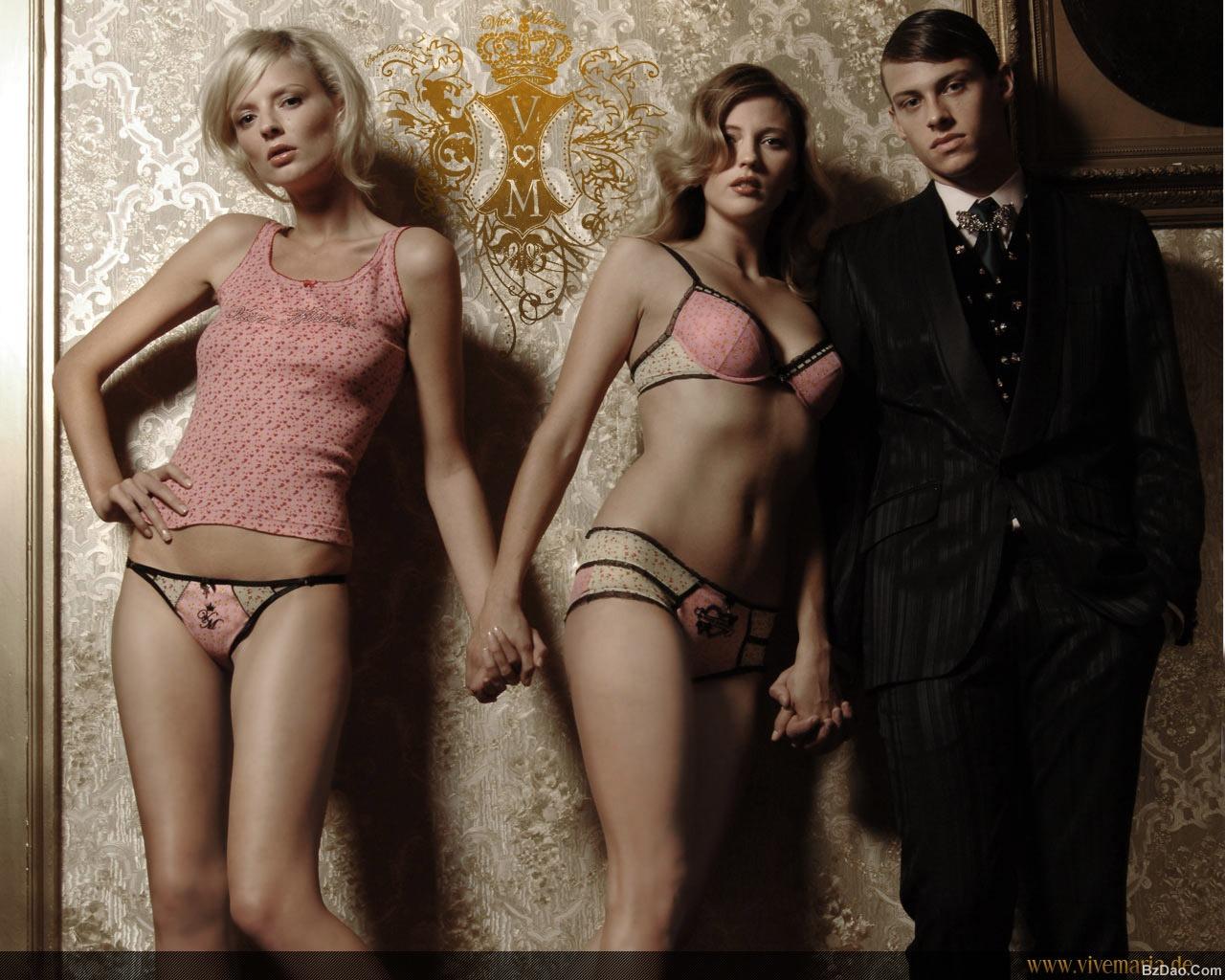 时尚奢侈著名品牌内衣包包壁纸集[图]-第11页-软件