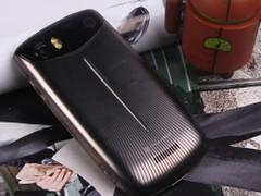 摩托罗拉 MT870 黑色 背面图
