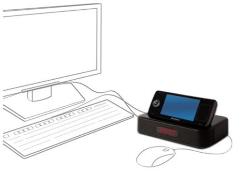 电话电脑一体机PPC35:台式机揣着走