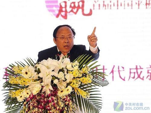 汉王刘迎建:转型期要付出代价 但方向正确
