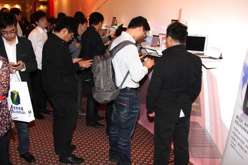 首届平板电脑峰会在北京隆重举行