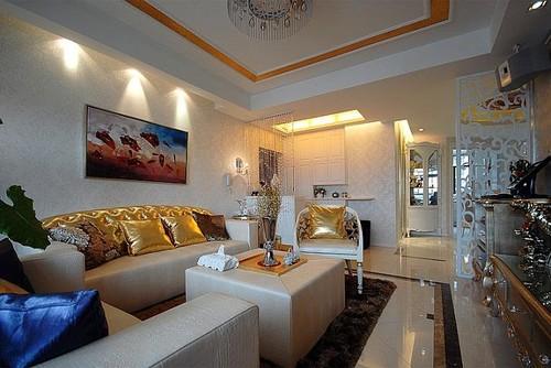 比宫殿还要奢华 30W精装上海139平豪宅
