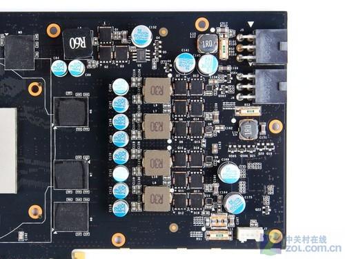 V5哥犀利点评众非公GTX560Ti供电