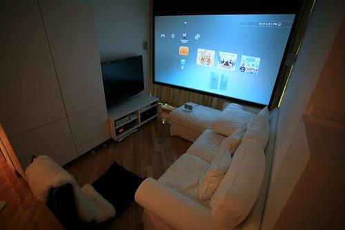三室两厅一厨两卫 香港60平米迷你新居