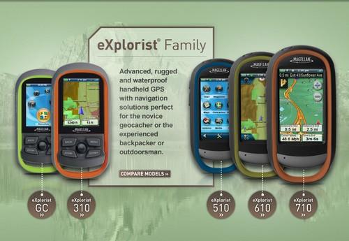 探险家升级 麦哲伦2011新手持GPS评测