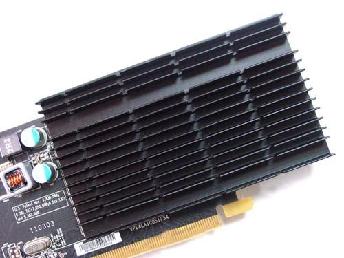 今天發布AMD Radeon HD6450各品牌圖賞