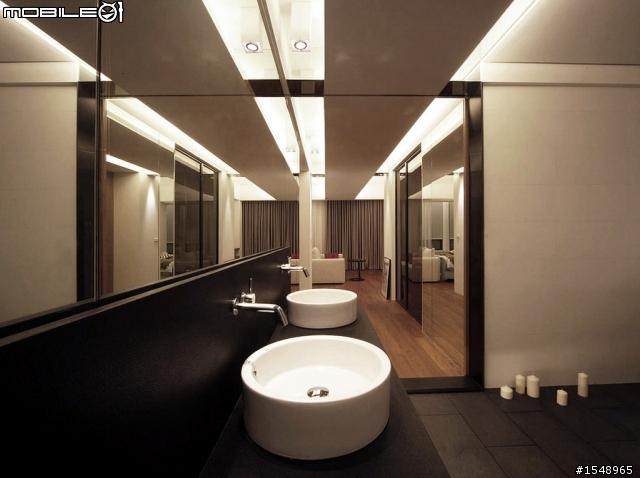 车库+电梯 晒三年装修的五层豪华别墅