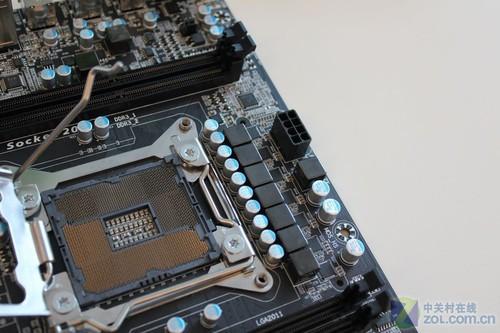 主板CPU電源電路的詳細說明