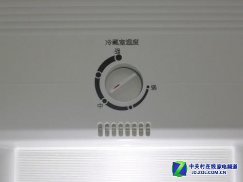 容声bcd-560wym/a多门冰箱冷藏室温度控制旋钮