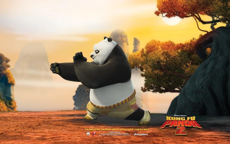 功夫 熊猫 2 粤语 版