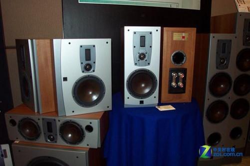 高端! 详解铝带超高音+同轴三分频音箱