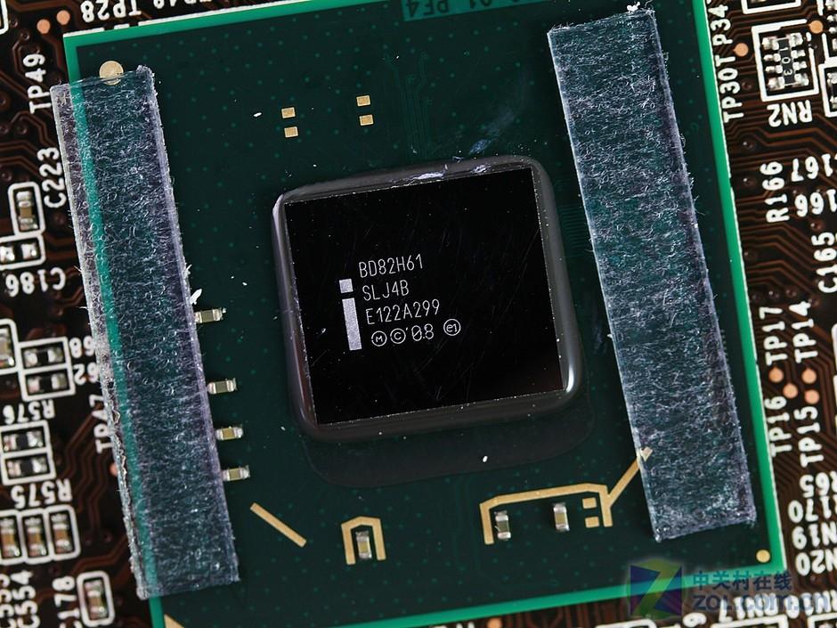 英特尔芯片电路图纸