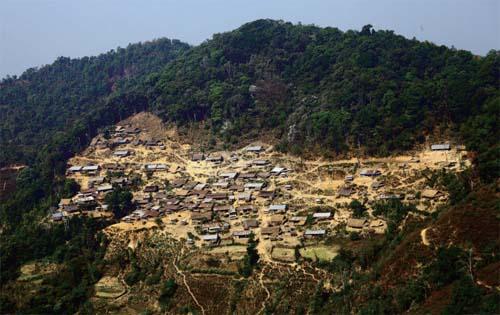 缅甸 克钦邦 风景