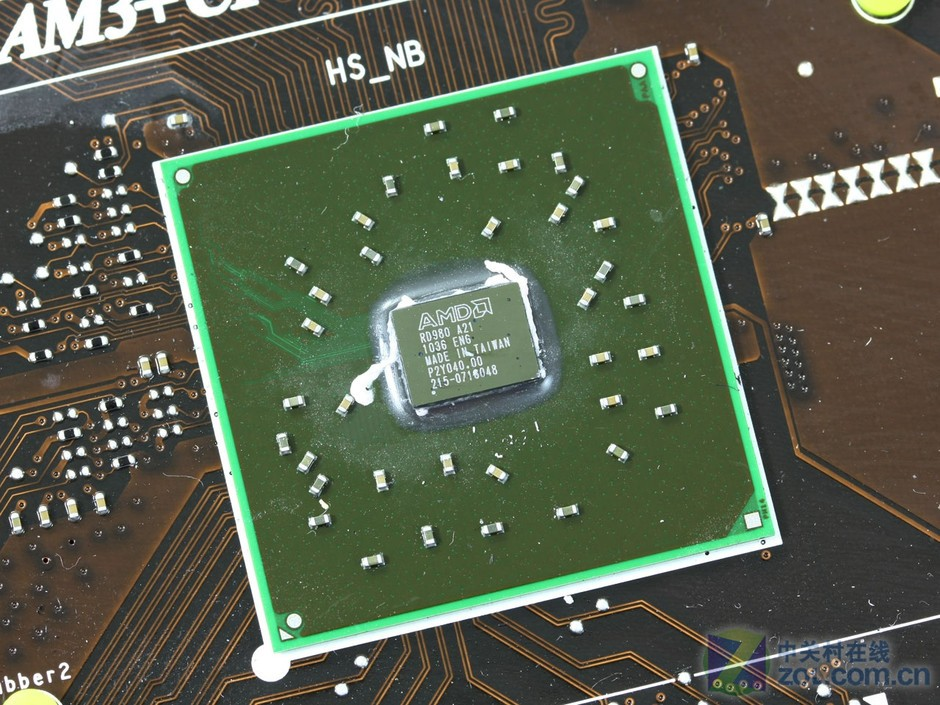 芯片电路科幻壁纸