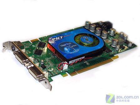 图为:PNY 7900GT显卡-暴降400元 公版做工7900GT显卡到货