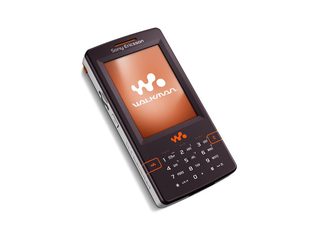 索尼爱立信 W958c/W950i
