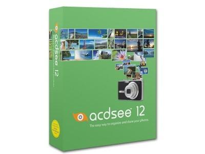 ACDSee 相片管理器 12 (英文版)