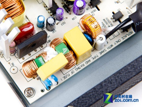 电源二级emi滤波电路