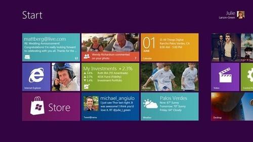 掀起你滴盖头来 Windows 8进化前瞻